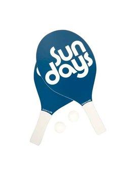 Sunnylife Beach Bats Nouveau Bleu - Indigo