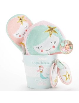 Baby Aspen Simply Enchanted Mermaid 4 Piece Set