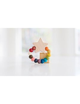 Bannor Toys Star Charm Teether: Mother Nature