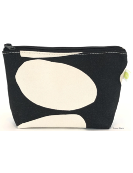 See Design Travel Pouch - Small - Totem, Black