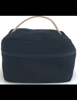 See Design Train Case - Small - Solid, Black