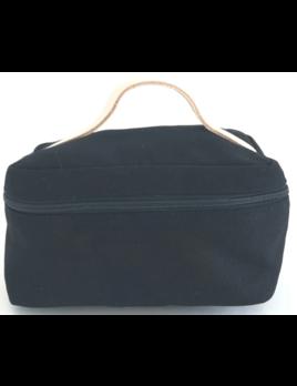 See Design Train Case - Large - Solid, Black