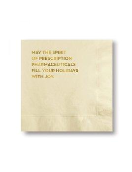 Sapling Press Pharmaceuticals Napkins