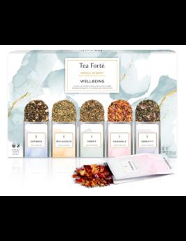 Tea forte Wellbeing Single Steeps