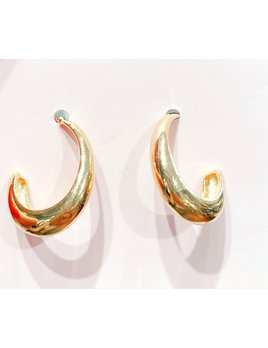 Delilah Studios Oslo Hoop Earring - Small