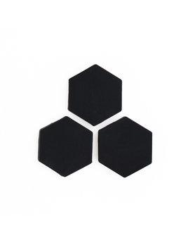 Letterfolk Additional Tile Sets - Black
