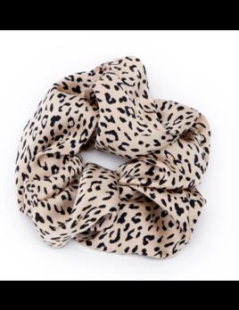 Kitsch Eco Friendly Brunch Scrunchie - Leopard
