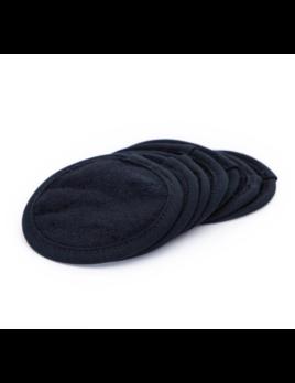 Kitsch Eco Friendly Reusable Mini Face Rounds - Black
