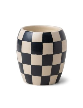 Paddywax Checkmate - Black Fig & Olive