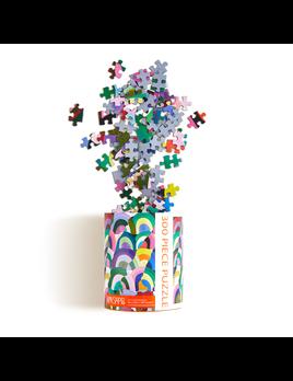 Werkshoppe Loopty Loo Abstract Shape 300 Piece Jigsaw Puzzle