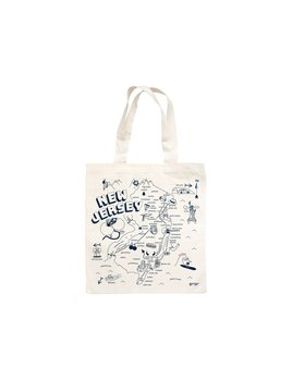 Maptote New Jersey Grocery Bag