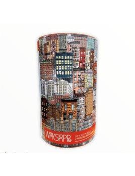 Werkshoppe City Life 500 Piece Jigsaw Puzzle