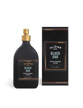 Olivina Natural Fragrance Cologne - Black Oak 2.7oz