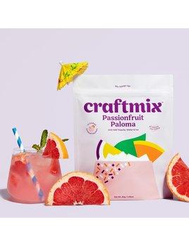 Craftmix Passionfruit Paloma Cocktail Mixer 12 Pack