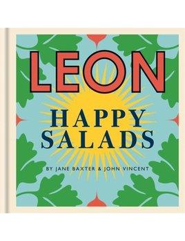 Hachette LEON Happy Salads