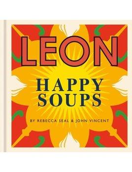 Hachette LEON Happy Soups