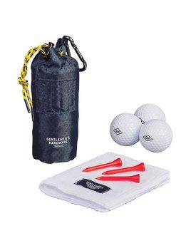 Wild & Wolf Golfer's Accessories Set