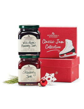 Stonewall Kitchen Classic Jam Collection Holiday