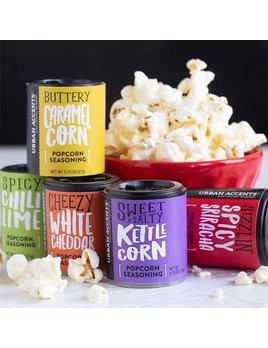 Stonewall Kitchen Movie Night Popcorn Gift Set Collection