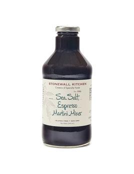 Stonewall Kitchen Sea Salt Espresso Martini Mixer