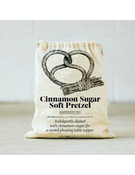 Farm Steady Cinnamon Sugar Soft Pretzel Baking Mix in Bag