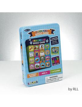 Rite Lite LTD. Chanukah Bingo Game - 6 Boards in Tin