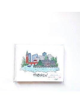Anna Whitham Co. Hoboken Notecard Set