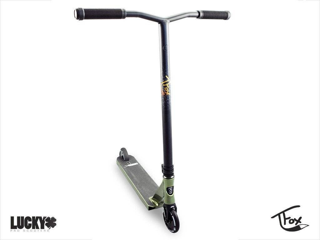 Lucky Scooters Lucky Tanner Fox Signature Pro Scooter
