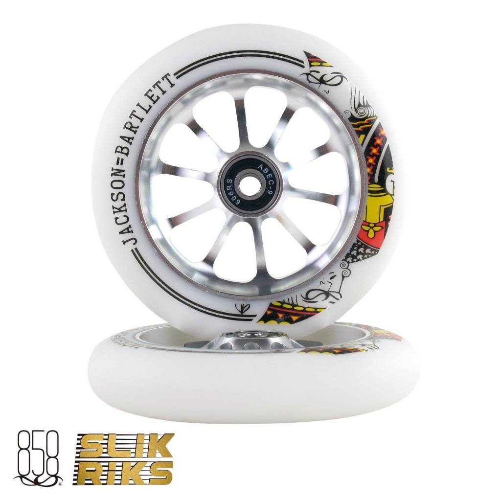 Ride858 Ride 858 120mm Signature Wheels
