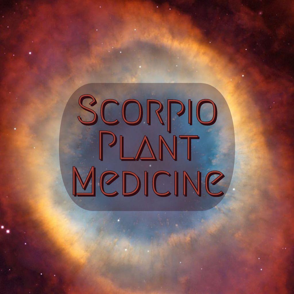 Scorpio Plant Medicine