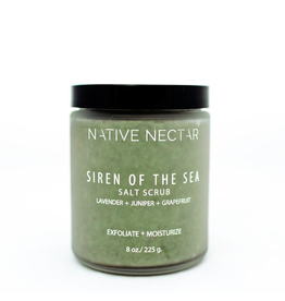 Siren of the Sea- Salt Scrub