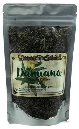 Damiana 25g