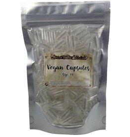 Empty Vegan Capsules size 00