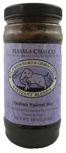 Masala Chai Gingko/St Johns 16oz