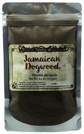 Jamaican Dogwood Powder 70g
