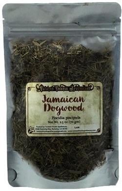 Jamaican Dogwood Bark Cut 40g