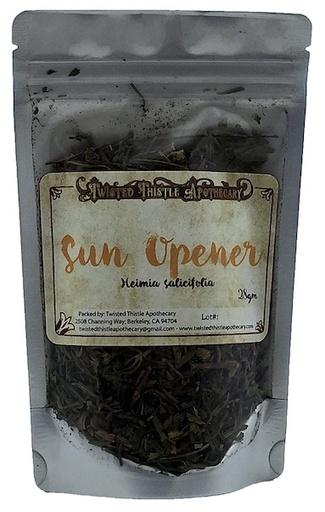 Sun Opener Sinicuichi 28g