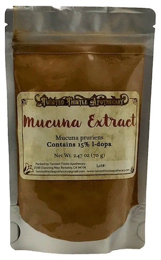 Mucuna Extract Powder 70g