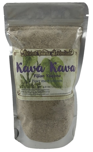 Kava Kava Powder - Fijian Premium - 113g