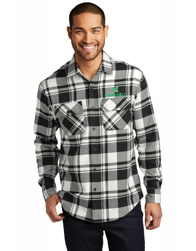 Marshall Men's Winter Plaid Shirt