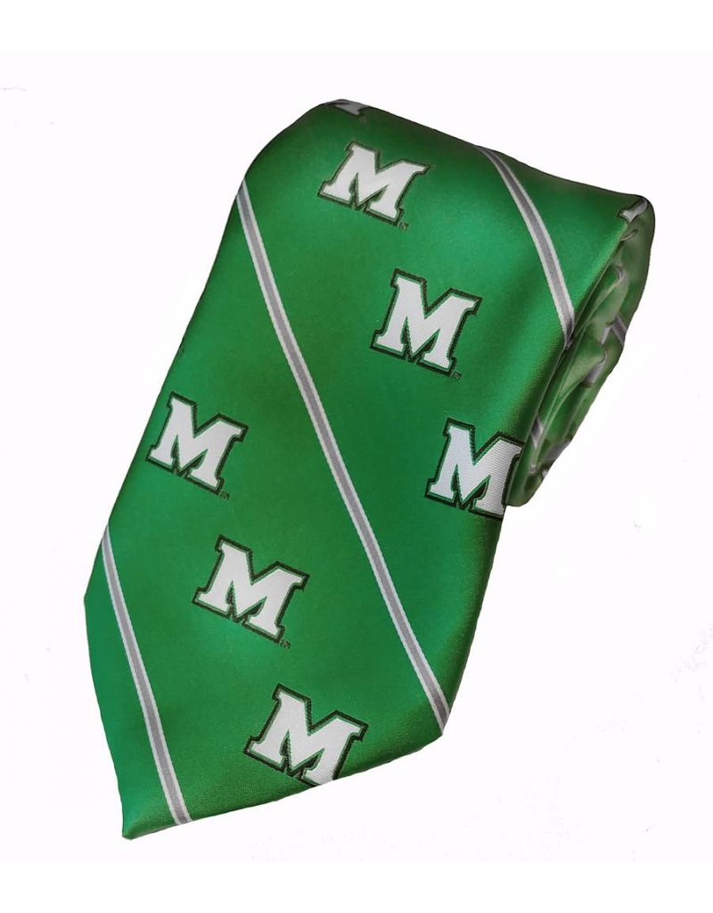 899874c5c115 Marshall University Jefferson Necktie - Old Main Emporium