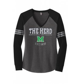 Marshall Ladies Night Game Tee