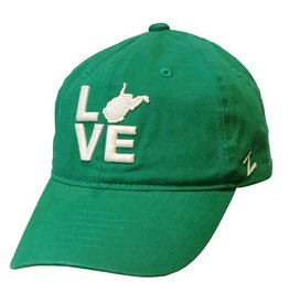 West Virginia LOVE Cap