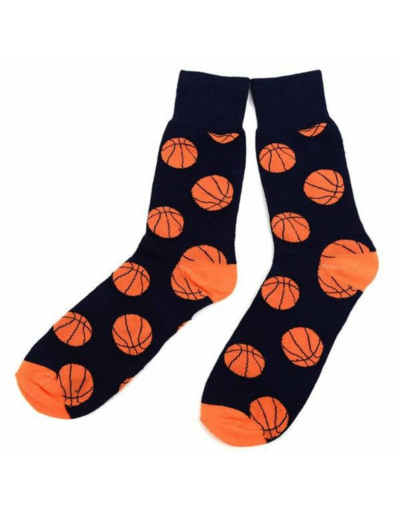 Men's Basketball Dress Socks