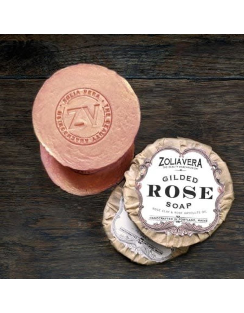 Zolia Vera Zolia Vera Handcut Round Soap-Wicked Lady Collection