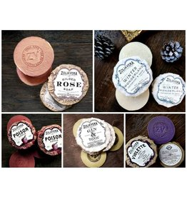 Zolia Vera Zolia Vera Handcut Round Soap-Wicked Lady Collection