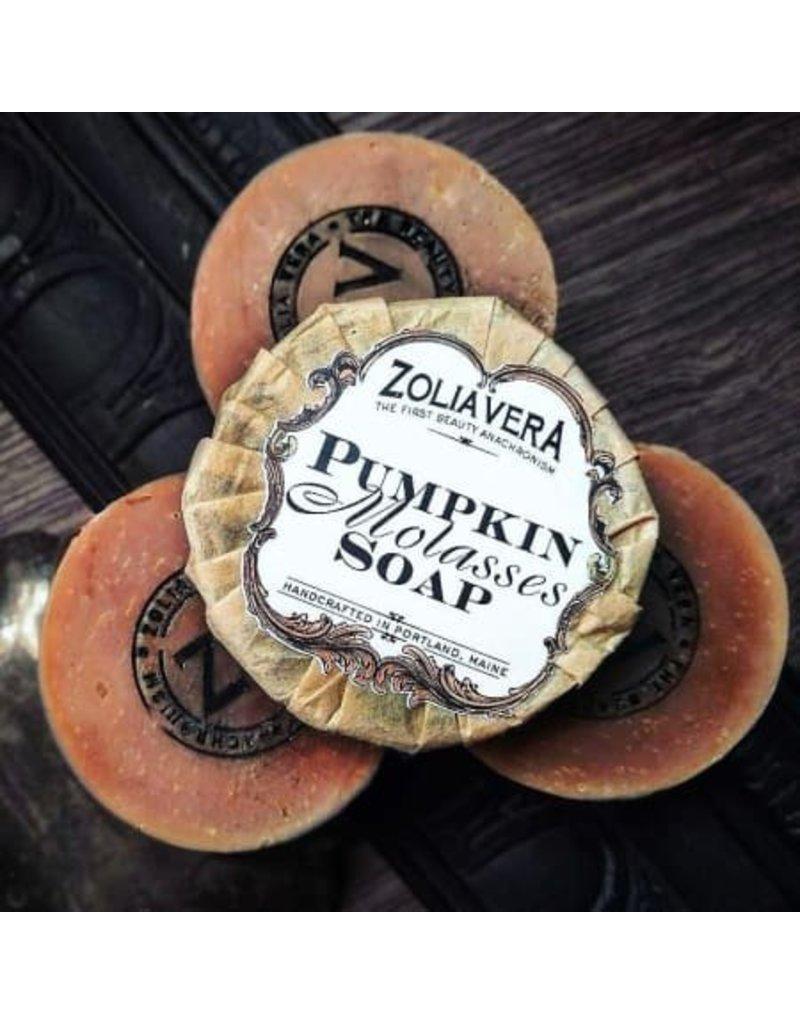 Zolia Vera Handcut Round Soap-Mysterious Gentleman's Collection