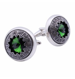 Green With Envy Cufflinks