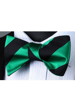 Rep Stripe Bow Tie