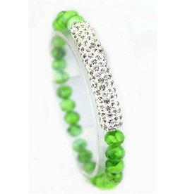 Crystal Stitching Bracelet